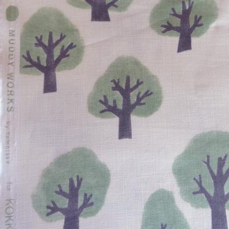 MUDDY WORKS 木々 A